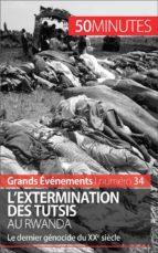L'extermination des Tutsis au Rwanda (ebook)