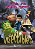 Insectibles 4 - Angriff der Insekten-Zombies (ebook)