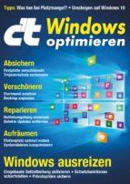 c't Windows optimieren (2018) (ebook)