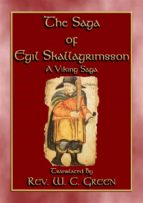 THE SAGA of EGIL SKALLAGRIMSSON - A Viking / Norse Saga (ebook)