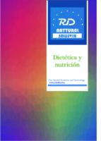 DIETÉTICA Y NUTRICIÓN - 260 PÁGS.