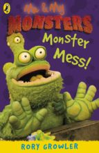 Me And My Monsters: Monster Mess (ebook)
