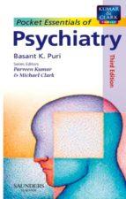 Pocket Essentials of Psychiatry E-Book (ebook)