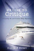 Cruise to Critique (ebook)