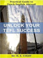 UNLOCK YOUR TEFL SUCCESS