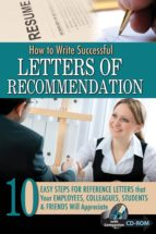 How to Write Successful Letters of Recommendation (ebook)