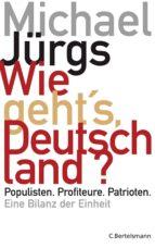 Wie geht's, Deutschland? (ebook)