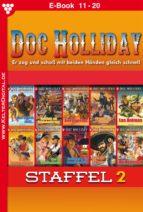 Doc Holliday Staffel 2 - Western (ebook)