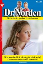 Dr. Norden 689 – Arztroman (ebook)