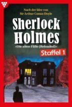 SHERLOCK HOLMES STAFFEL 1 ? KRIMINALROMAN