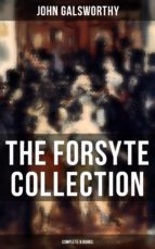 THE FORSYTE COLLECTION - COMPLETE 9 BOOKS