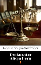 Prokurator Alicja Horn (ebook)