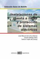 Instalaciones de puesta a tierra y protección de sistemas eléctricos (ebook)