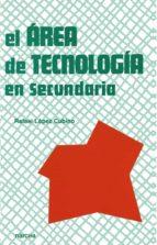 El área de tecnología en Secundaria