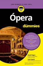Ópera para Dummies (ebook)