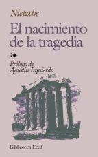 Nacimiento de la tragedia (ebook)