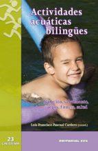 Actividades acuáticas bilingües