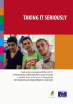 Taking it seriously (ebook)