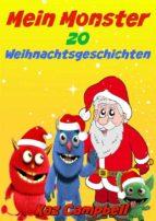 Mein Monster Weihnachtsgeschichten (ebook)