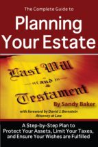 The Complete Guide to Planning Your Estate (ebook)