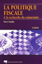 La politique fiscale (ebook)