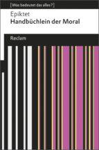 Handbüchlein der Moral (ebook)