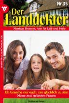 Der Landdoktor 35 - Heimatroman (ebook)