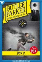 Butler Parker 5er Box 2 - Kriminalroman (ebook)