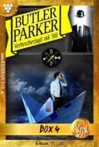 Butler Parker Jubiläumsbox 4 – Kriminalroman (ebook)