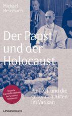 DER PAPST UND DER HOLOCAUST