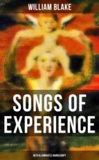 SONGS OF EXPERIENCE (With Illuminated Manuscript) (ebook)