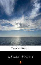 A Secret Society (ebook)