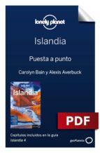 ISLANDIA 4 PREPARACIÓN DEL VIAJE