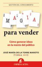 Magia para vender (ebook)
