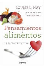 Pensamientos y alimentos (ebook)