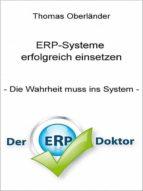 ERP-SYSTEME ERFOLGREICH EINSETZEN
