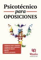 Psicotécnico para oposiciones (ebook)