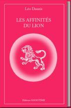 LES AFFINITÉS DU LION