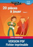20 pièces à jouer - Tome 2 (ebook)