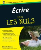 ECRIRE POUR LES NULS
