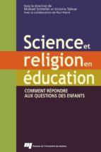 Science et religion en éducation (ebook)