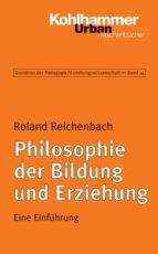Philosophie der Bildung und Erziehung (ebook)