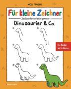 Für kleine Zeichner - Dinosaurier & Co. (ebook)
