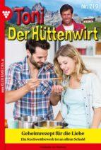 Toni der Hüttenwirt 219 – Heimatroman (ebook)