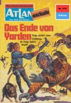 Atlan 216: Das Ende von Yarden