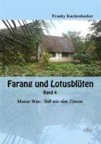 Farang und Lotosblüten – Band 4 (ebook)