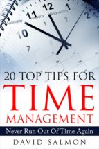 20 TOP TIPS FOR TIME MANAGEMENT