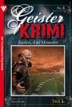 Geister-Krimi 3 Teil 1 - Gruselroman (ebook)