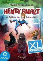 Henry Smart. Im Auftrag des Götterchefs - XL Leseprobe (ebook)