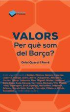 Valors. Per què som del Barça? (ebook)